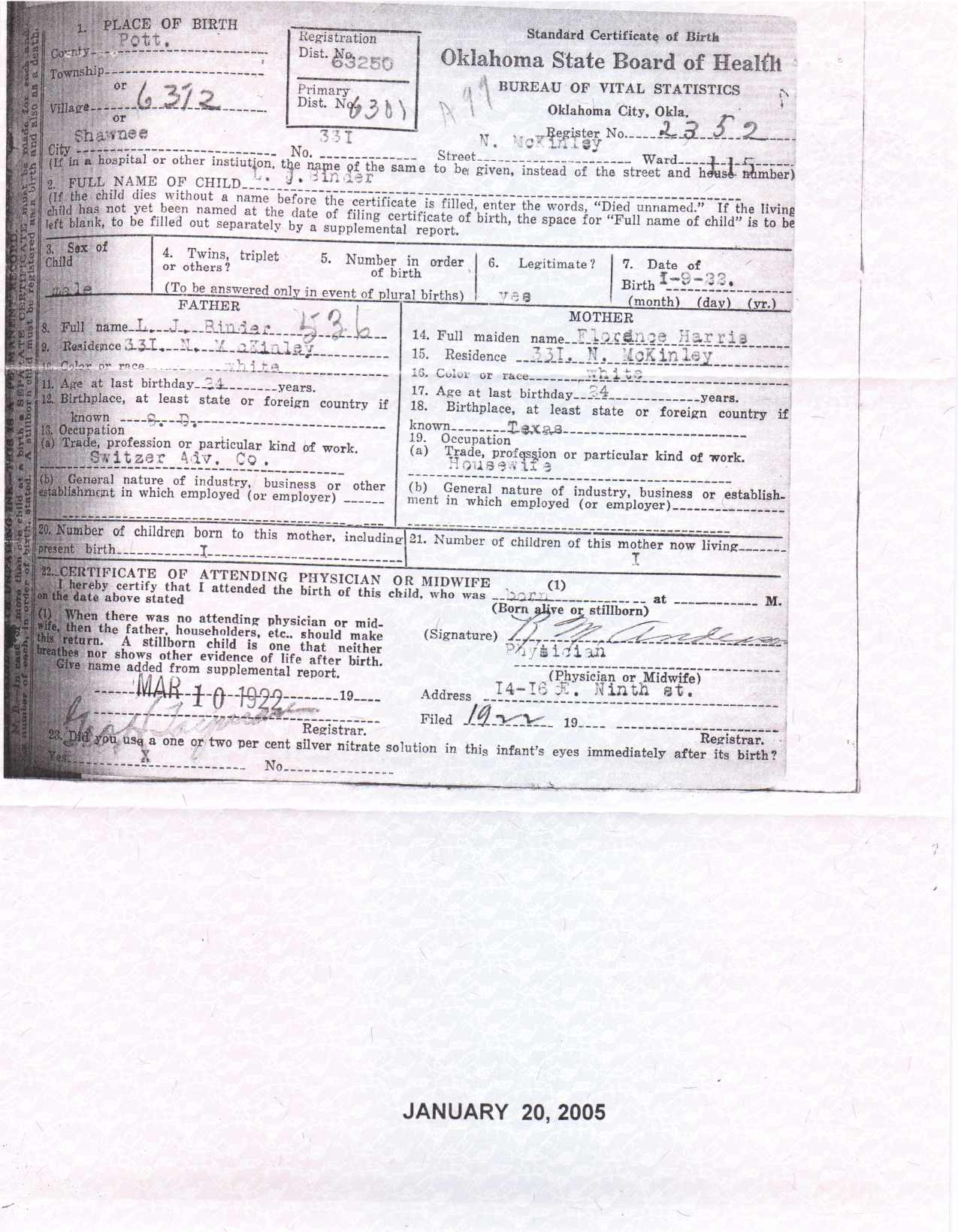 Life Of Ernst Jakob Binder Binder Family History And Genealogy